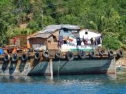 Liveaboard Barge