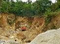 Marble Quarry Near Ilauran