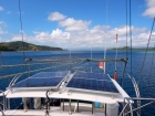 MOKEN in Romblon Harbour