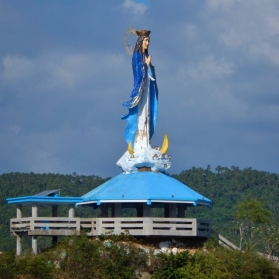 Our Lady of Binlang Awa Shrine