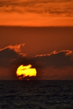 Sunset Over the West Philippine Sea