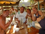 Friendly Folks in Mamburao