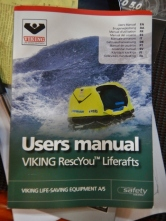 Self Righting Viking Liferaft