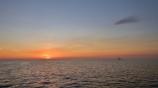 Sunset at Apo Reef