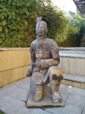 warrior-statue