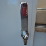 new-stainless-door-handles