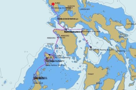 2017 Philippines Cruise