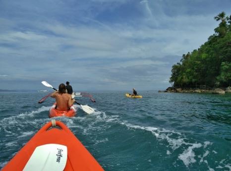 Power Kayaking