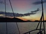 Halsey Harbour Sunset