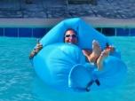 Paul in the Air Hammock