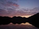 Sunrise in Turung Bay