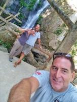 Tamaraw Falls Selfie
