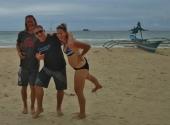 At Nagtabon Beach
