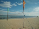 Volleyball in the Middle of the Sulu Sea