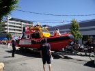 Marine Search and Rescue in the Parade