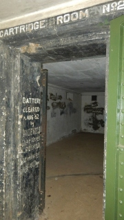 Cartridge Room No. 2