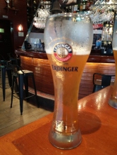 Cold Beer in Wan Chai