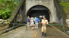 Malinta Tunnel East Entrance