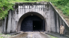 Malinta Tunnel West Entrance