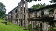 Middleside Barracks Ruins