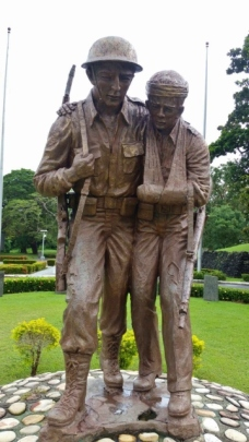 Wounded Soldier Memorial