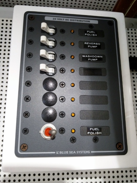 Auxiliary Breaker Panel