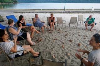 Beach BBQ 1