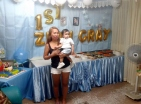 Zion's First Birthday 2
