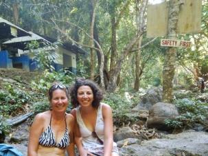 Sandra and Bea
