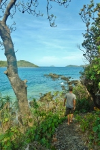 Walking Flower Island