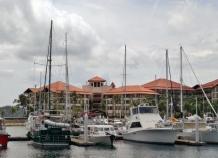 MOKEN in Sutera Harbour Marina