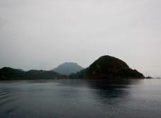 Raining at White Island