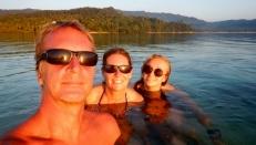 Starfish Island Selfie