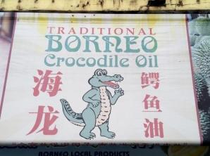 Crocodile Oil