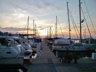 G Dock is Home