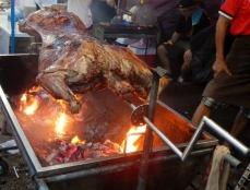 Roasting Lamb