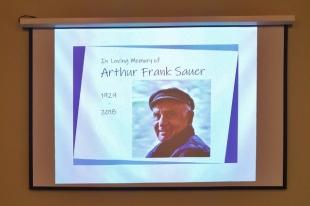 Arthur Sauer, 1929-2018