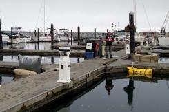 Dock Damage, Port of Sidney