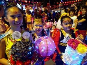 Lantern Girls