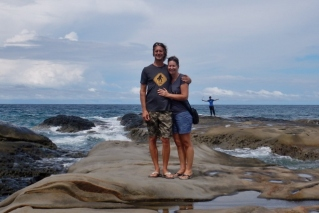 At the Tip of Borneo