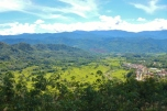 Tambunan from Above