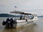 Bigfin Divers Boat