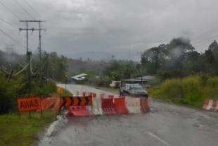 road washout awas