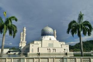 KK's Floating Mosque
