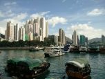 Typhoon Shelter with a View