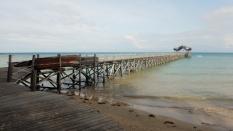 Borneo Eagle Resort Pier