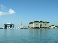 Brunei Boat Sheds