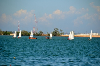 Dinghy Racing