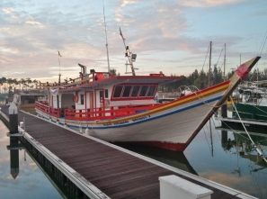 Fishing Charter Vessel