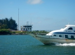 Harbour Control and Labuan Ferry